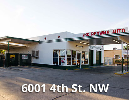 Brown's parts and automotive