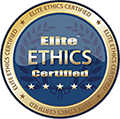 Elite Ethics Certified logo