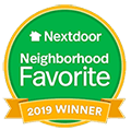 NextDoor Winner logo